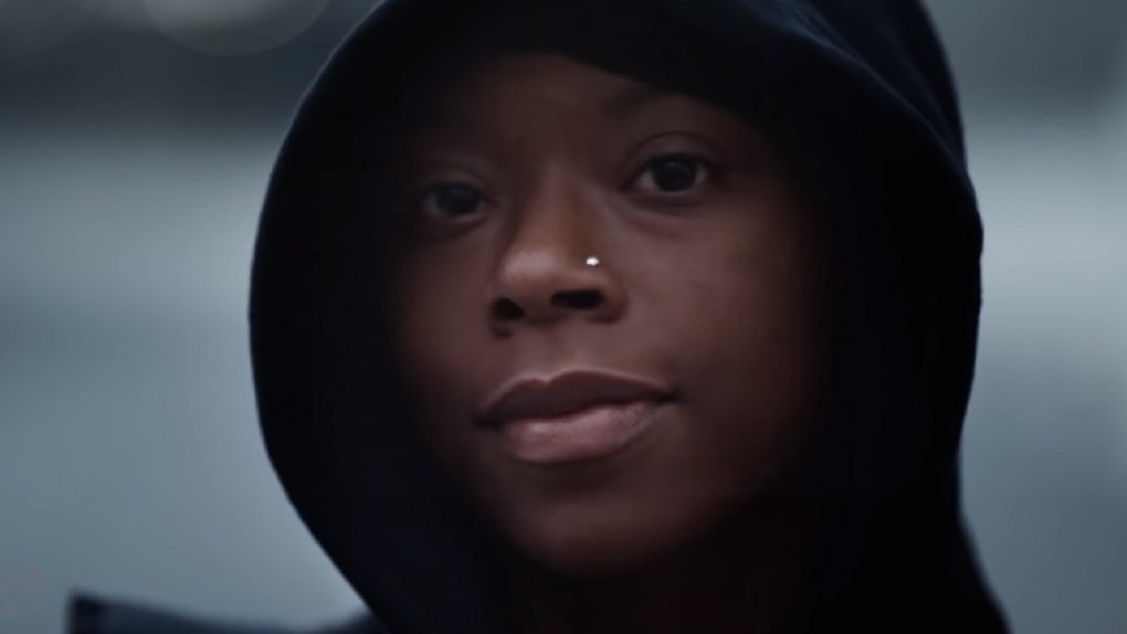 Who Is Toni Harris? Toyota's Super Bowl 2019 Ad Features ...