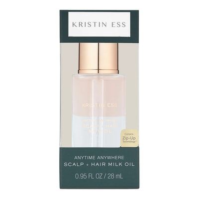 Kristin Ess Anytime Anywhere Scalp + Hair Milk Oil - 0.95 fl oz