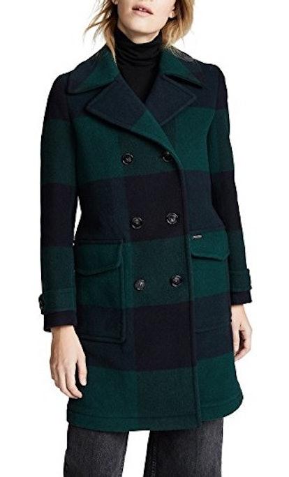 W's Silverton Check Coat