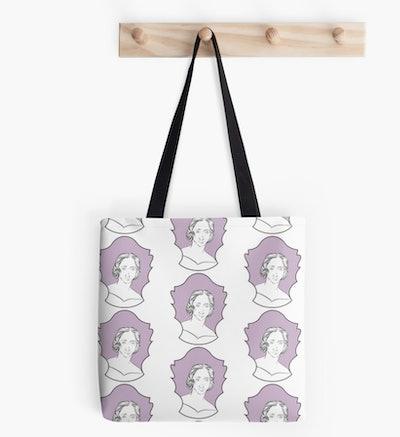 Mary Shelley Tote Bag