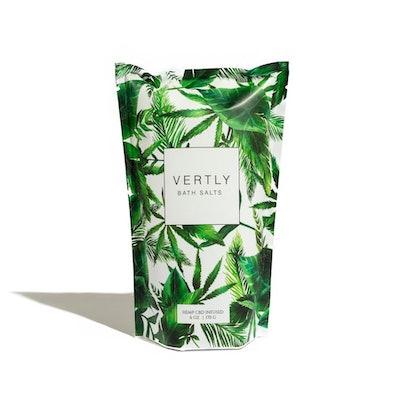 Vertly Hemp CBD Infused Bath Salts
