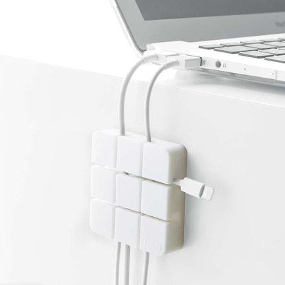 Yamazaki Large Adhesive Web Cable Holder