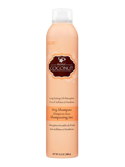 Coconut Dry Shampoo
