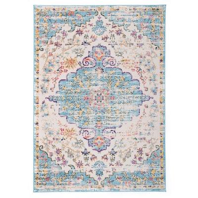 OSTI Traditional Vintage Bohemian Rug
