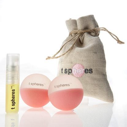 tspheres Perk Up Peppermint & Grapefruit Massage Balls