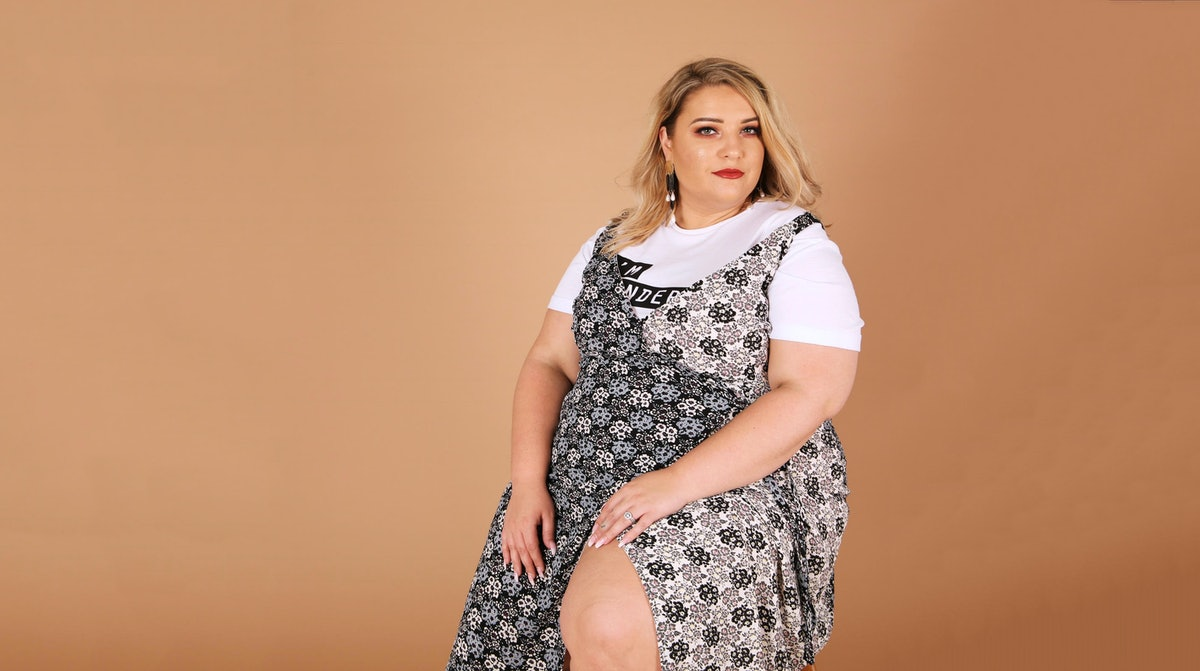 "Plus-Size Blogger Jessica Millichamp Uses Beauty Products She Likes, Not What She ""Needs"""