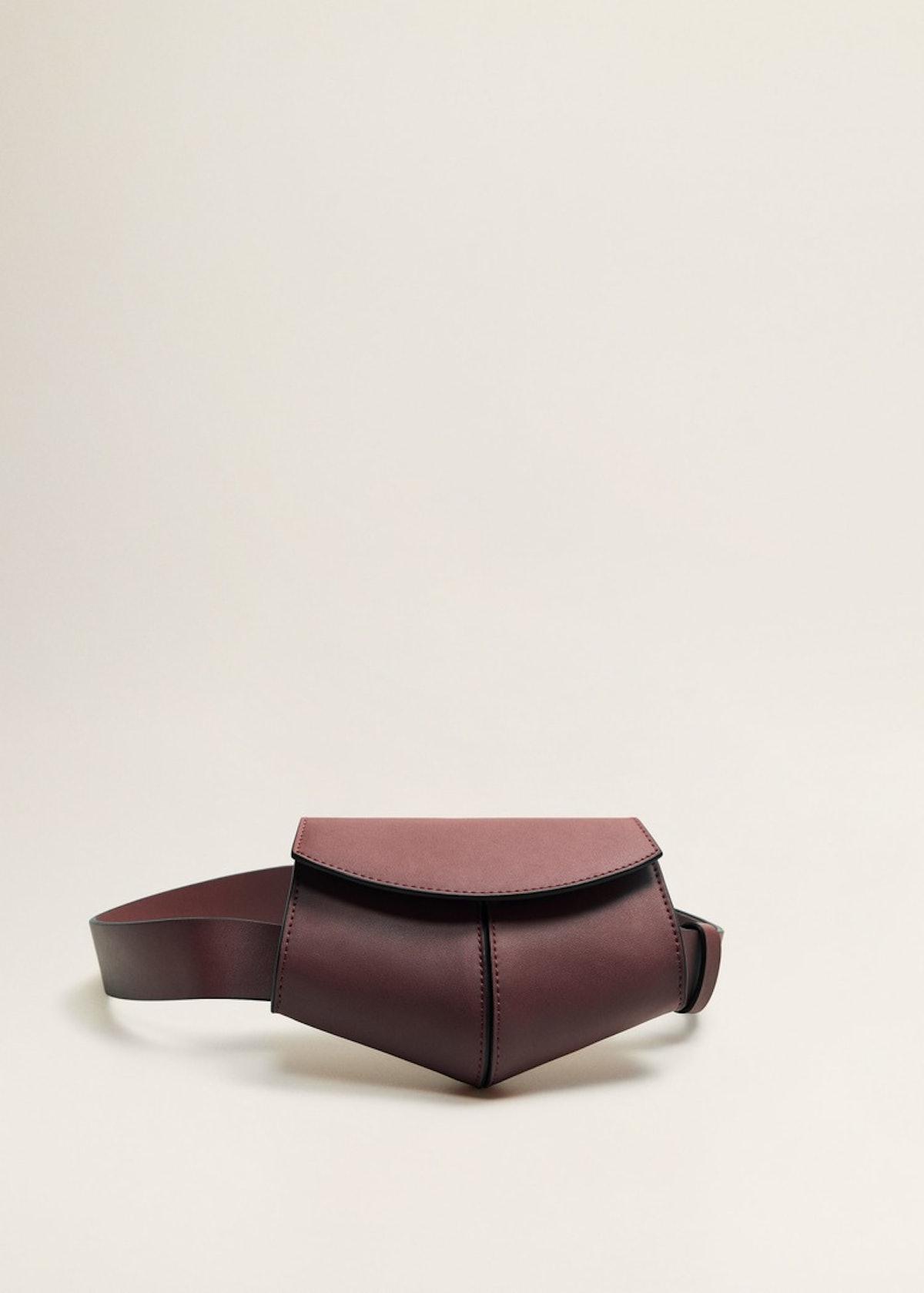 Flap Belt Bag
