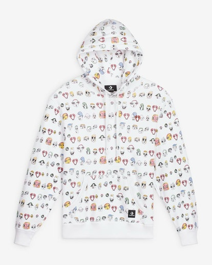 Converse x Shrimps Faces Pullover Hoodie