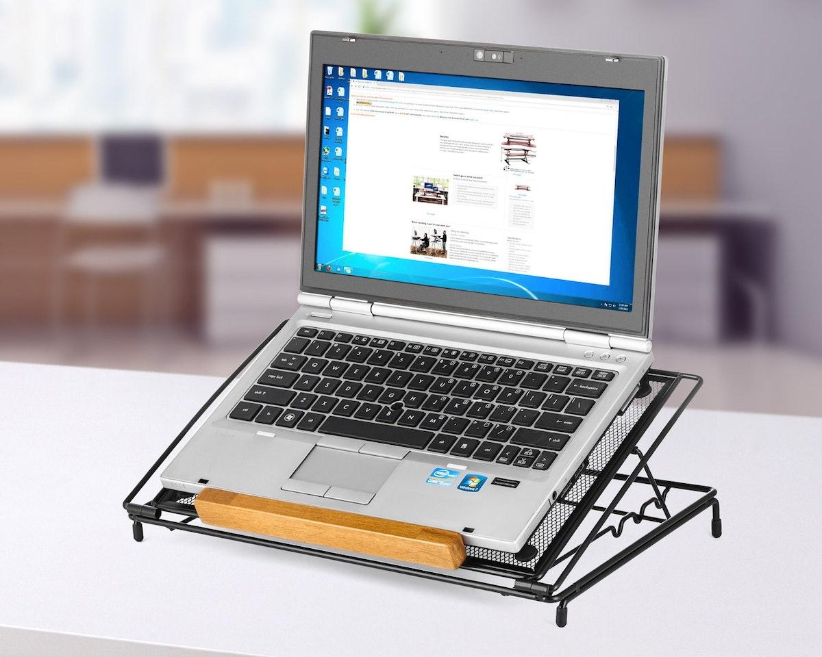 Halter Mesh Ventilated Adjustable Laptop Stand