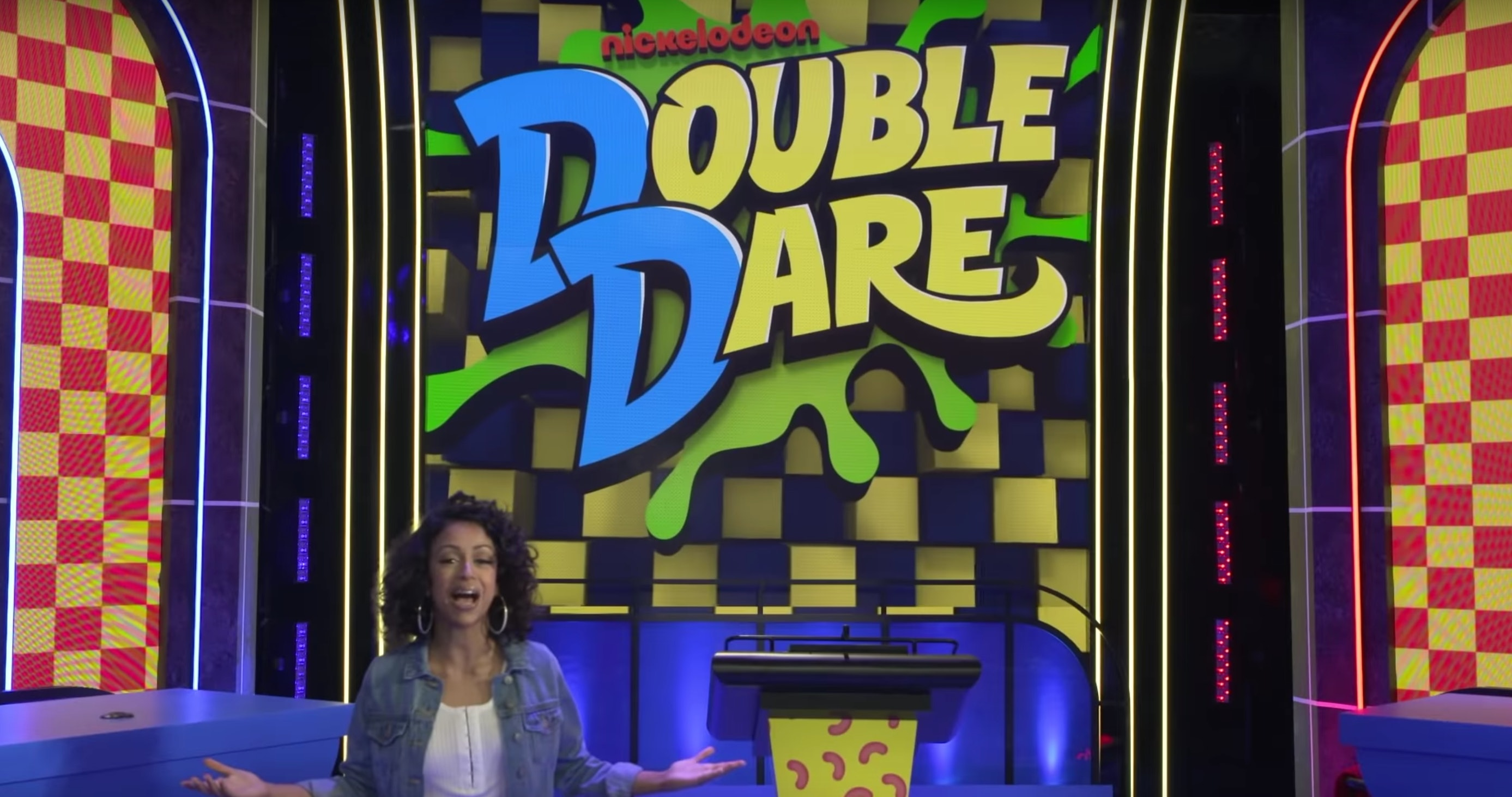 Nickelodeon's 'Double Dare' Had Their First Same-Sex Couple ...