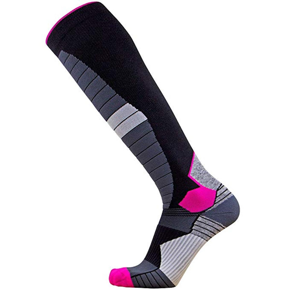Pure Compression Thermal Snowboard Socks