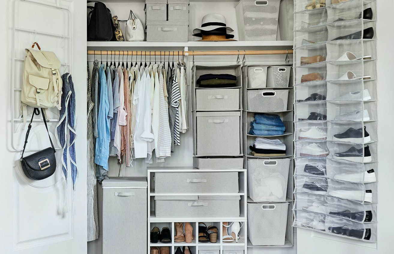 8 Closet Organizers In Target S Storage Sale That Ll Get Your Wardrobe In Shape For Less Than 50