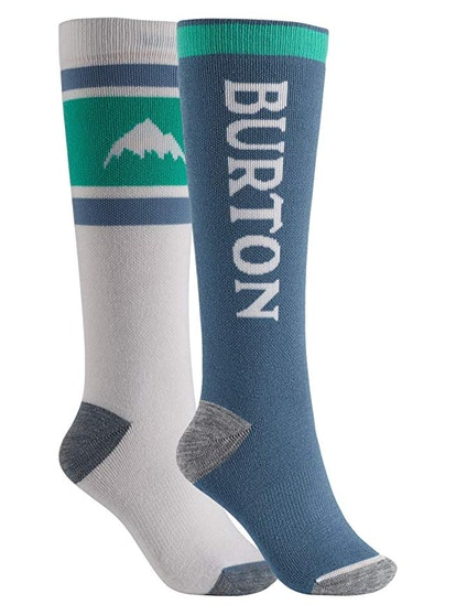 Burton Women's Weekend Midweight Socks (2-Pack)