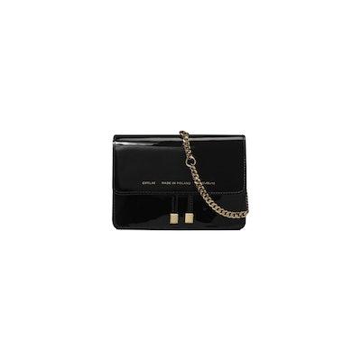 Golden Chain Mini Belt Bag