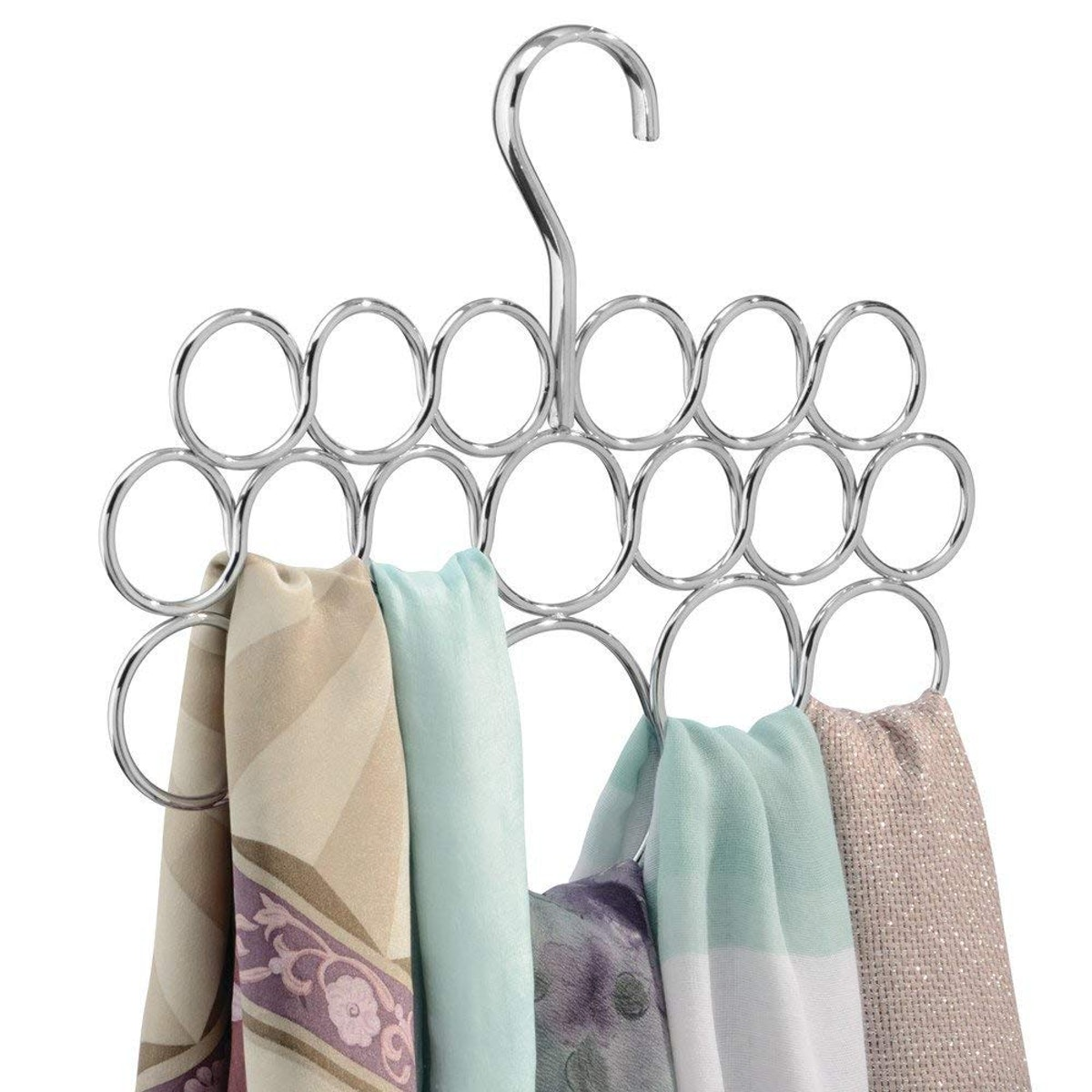 InterDesign Axis Scarf Hanger