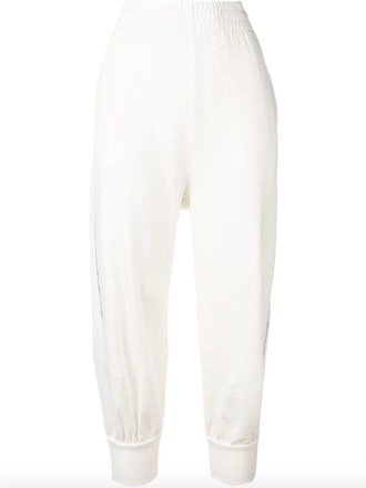 Track Pants in White
