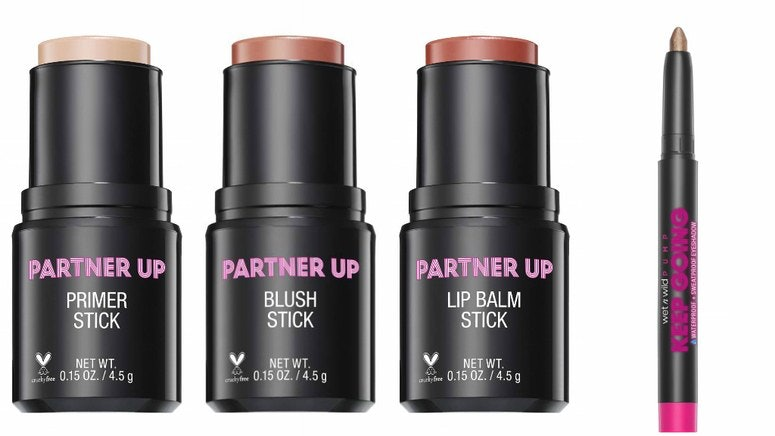 The New Wet N Wild Pump Collection Includes Hair Skin Makeup