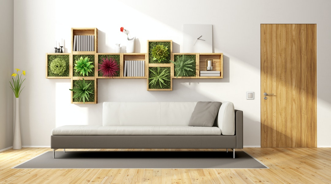 Indoor Vertical Gardens Are Not As Complicated As They Sound