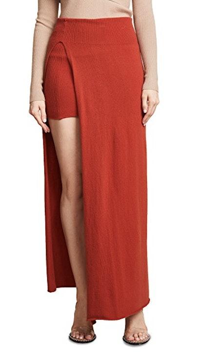 Jacquemus Peron Skirt
