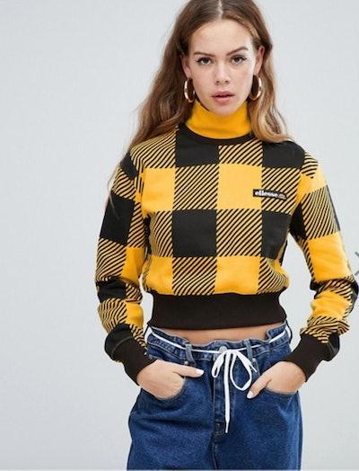 Ellesse Cropped Sweatshirt