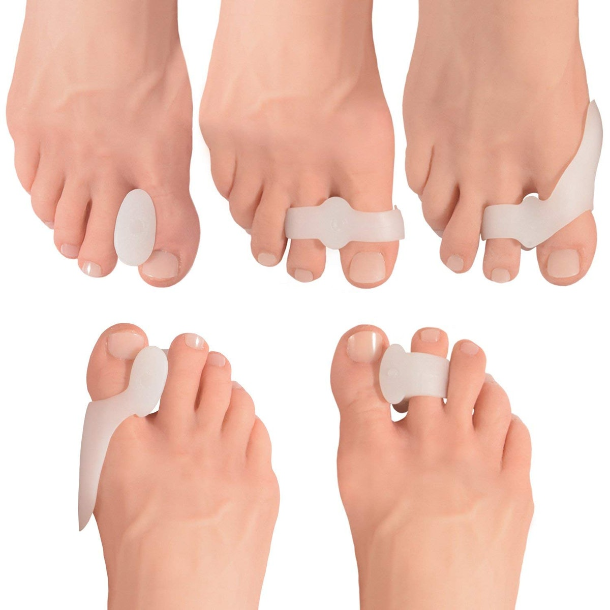 Dr. Frederick's Original Bunion Pad And Spacer Kit (Set of 14)