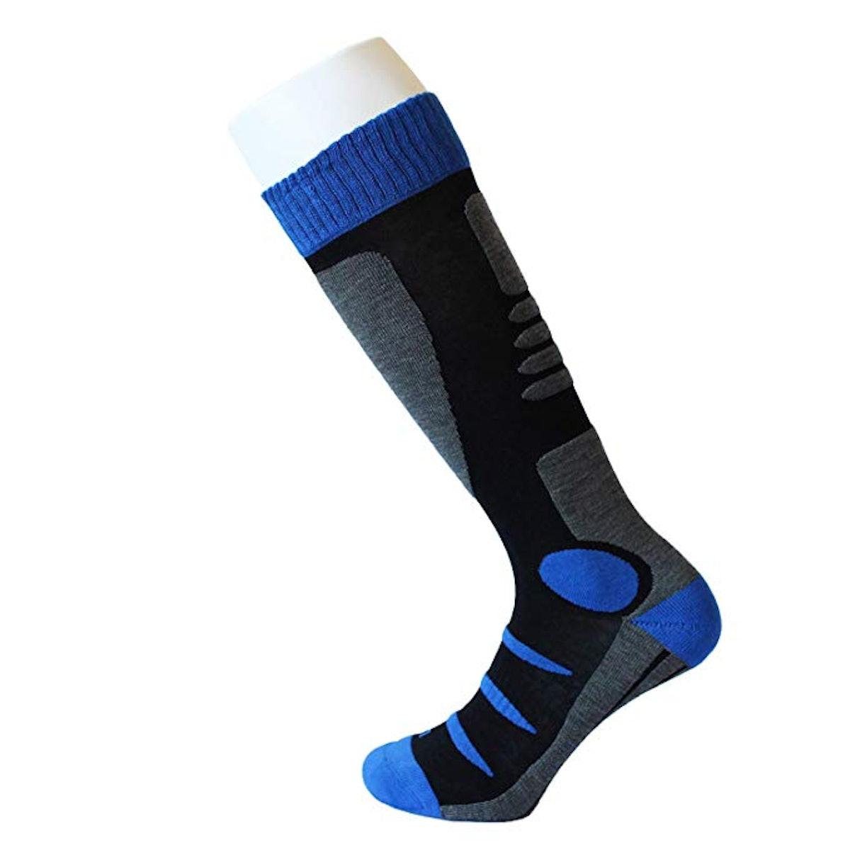 Feetalk Thermal Merino Wool Ski And Snowboard Socks