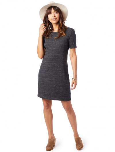 Alternative Apparel Eco-Rib T-Shirt Dress