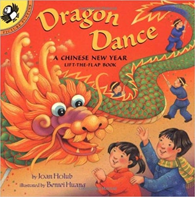 'Dragon Dance: A Chinese New Year Lift-the-Flap Book'