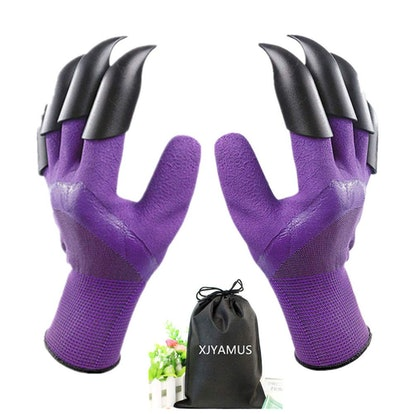 XJYAMUS Garden Genie Gloves