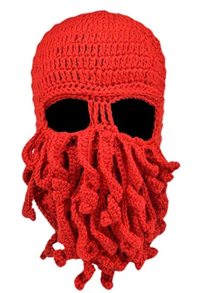 VBIGER Unisex Octopus Hat