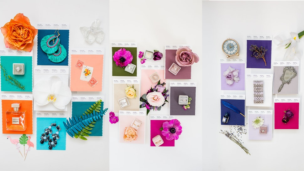 WeddingWire & Pantone's 2019 Wedding Colors Of The Year Are