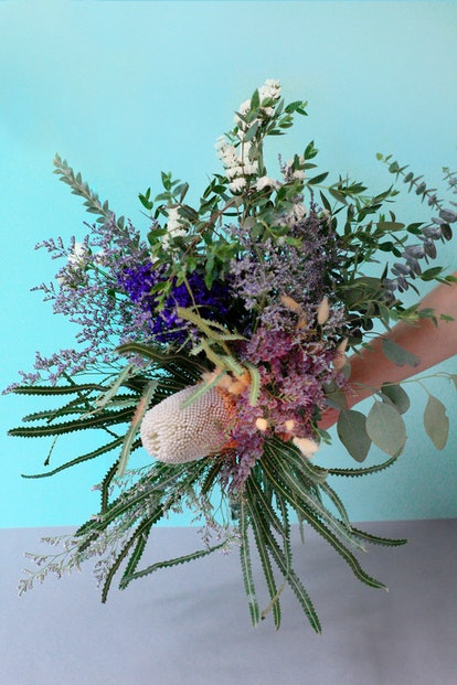 Everlasting Love Bouquet, Dried Bunch