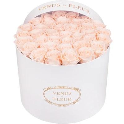 Large Round Arrangement, 36 Roses