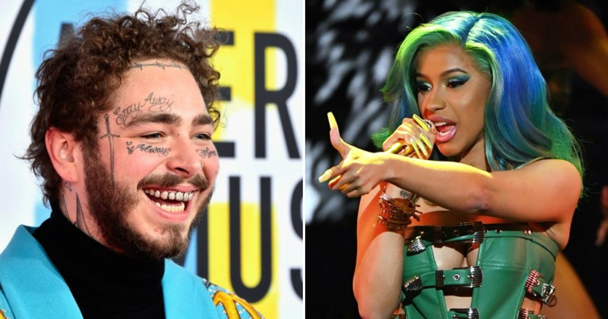Who's Performing At The 2019 Grammys? Cardi B, Post Malone ...