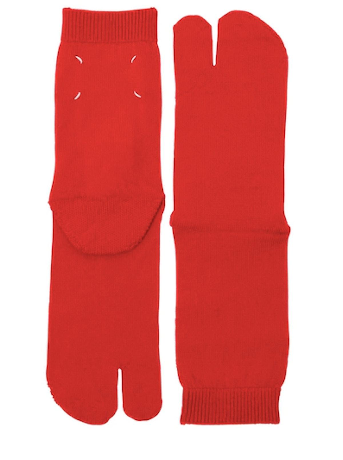Tabi Wool Socks