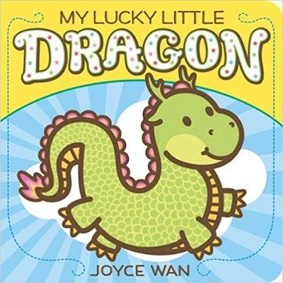 'My Lucky Little Dragon' Board Book