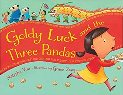 'Goldy Luck and the Three Pandas'