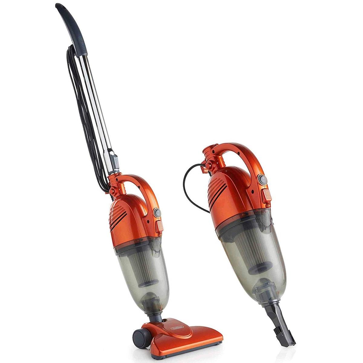 VonHaus 2-In-1 Corded Lightweight Stick Vacuum Cleaner