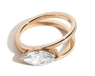 Marquis V Ring
