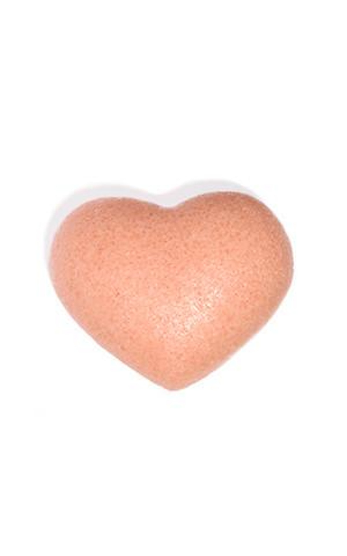 Rose Clay Heart The Cleansing Sponge