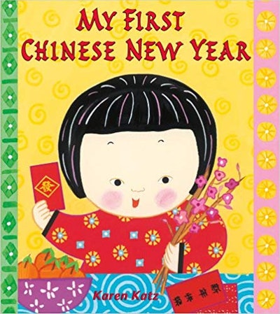 'My First Chinese New Year' Board Book