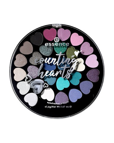 Counting Hearts Eyeshadow Palette