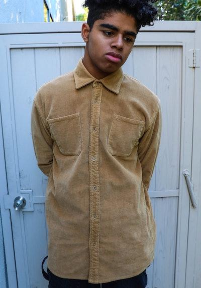 Chaz Corduroy LS Shirt