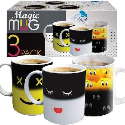 Chuzy Chef Magic Coffee Mugs