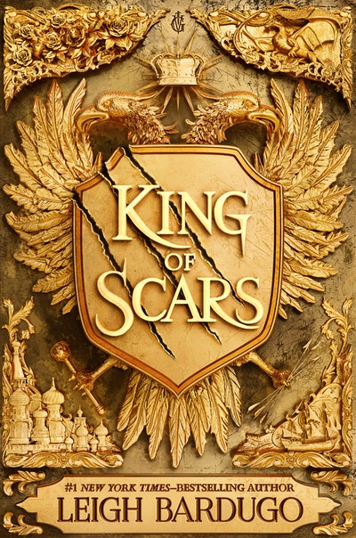'King of Scars' by Leigh Bardugo