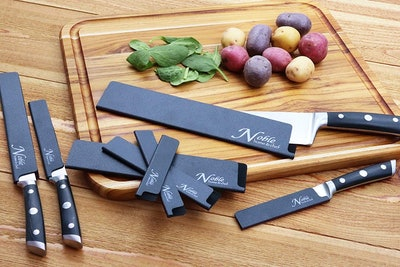 Noble Home & Chef Blade Edge Covers (8 Piece)