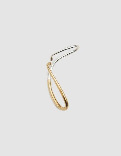 Single Mirage Cuff Earring