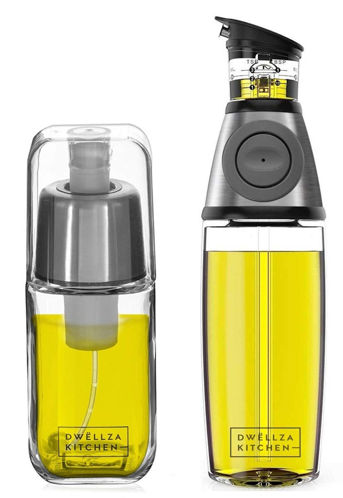 DWËLLZA KITCHEN Olive Oil Dispenser And Sprayer