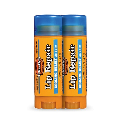 O'Keeffe's Lip Repair Cooling Relief Lip Balm (2 Pack)
