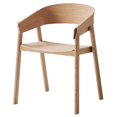 Muuto Cover Chair, Oak